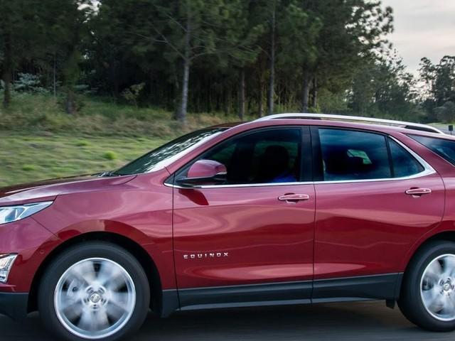 Chevrolet Equinox 2018: preço, consumo, detalhes - vídeo