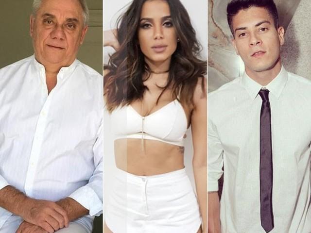 Climão, morte e susto: Confira o que rolou no final de semana dos famosos
