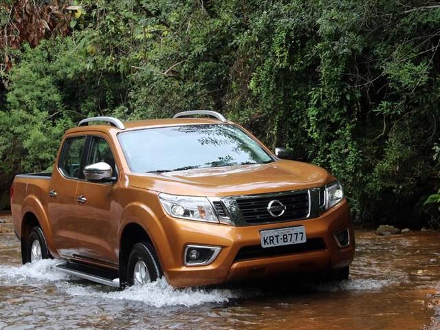Veja no AutoPapo: Teste com a picape Nissan Frontier