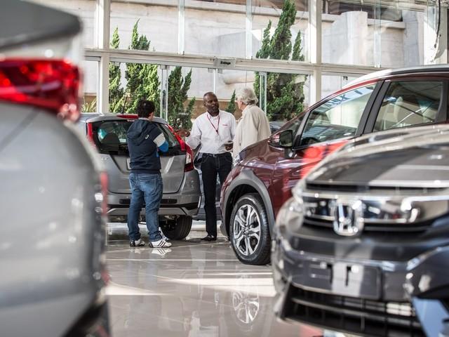 Venda de veículos financiados sobe 8,7% e tem melhor novembro desde 2014