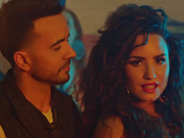 """A dominação latina está completa com """"Echame La Culpa"""", parceria de Luis Fonsi e Demi Lovato"""