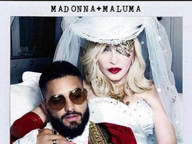 Madonna e Maluma vão cantar 'Medellín' no Billboard Music Awards, no dia 1º de maio