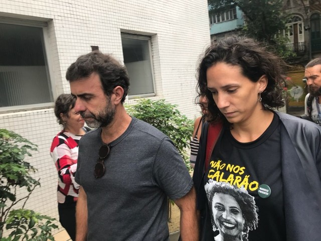 Family of Marielle Franco and Anderson Gomes Meet with Rio Police Chief