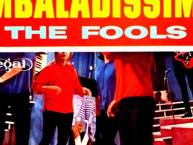 The Fools - Embaladíssimo!! (LP 1967)