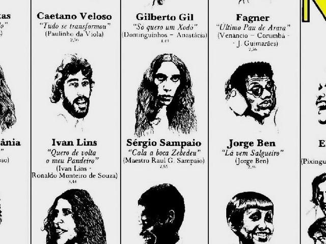 Vários artistas - Máximo de sucessos nº 9 (LP 1973)