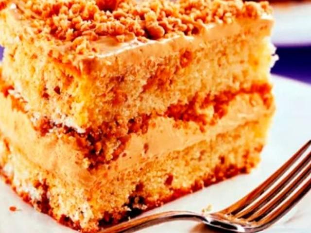 Aprenda uma deliciosa receita de bolo de paçoca