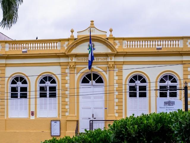 Doze museus de Cuiabá não possuem alvará de segurança contra incêndio, apontam bombeiros