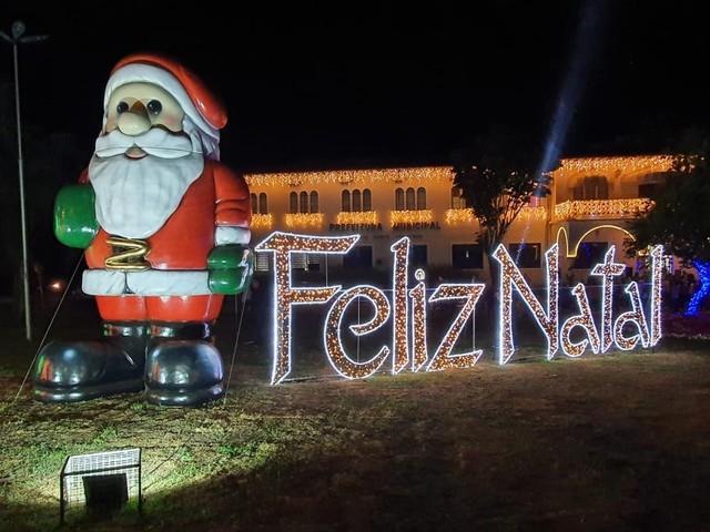 Participe do Natal Luz 2019 em Bragança!