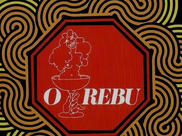"Trilha sonora nacional da novela ""O Rebu"" (1974)"