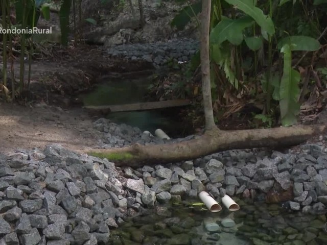 Indígenas são beneficiados com projeto de recuperação de solos e nascentes em RO