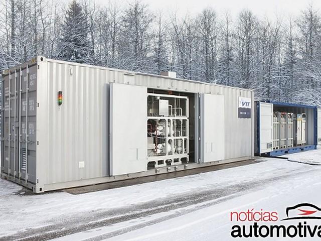 Gasolina sintética: alemães e finlandeses já produziram 200 litros do combustível ecológico