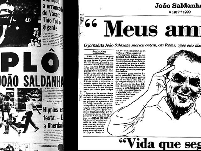 João Saldanha 100 Anos – 1917 / 2017