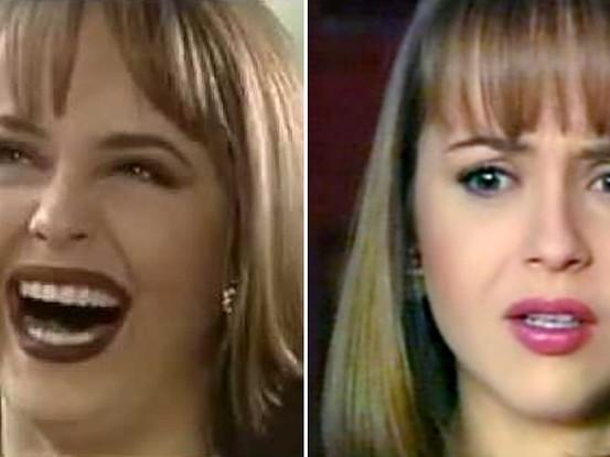"""Eterna atriz de A Usurpadora aparece irreconhecível e choca internet pela aparência: """"Meu Deus"""""""