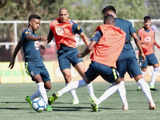 CBF divulga numeração para disputa do Sul-Americano