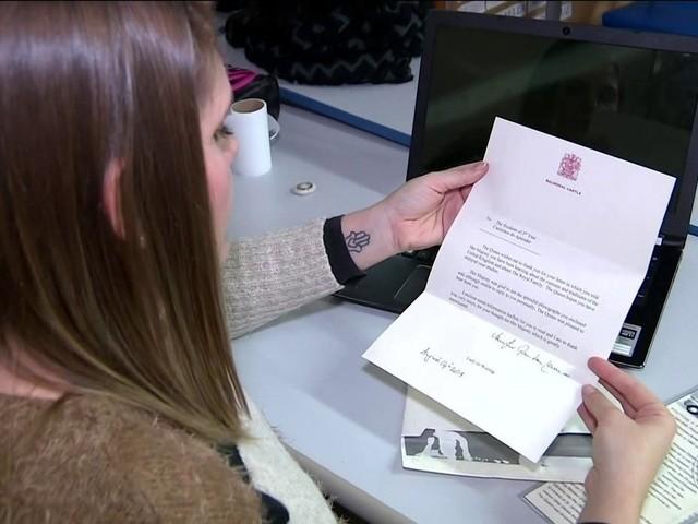 Alunos de escola pública do RS são surpreendidos com carta da rainha Elizabeth II