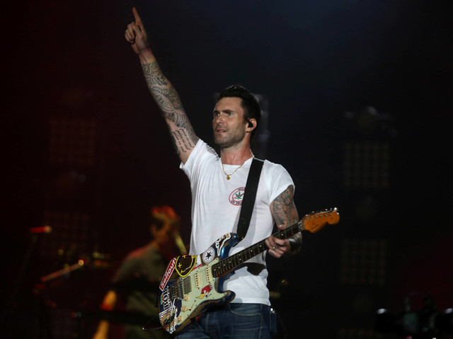 Maroon 5 se apresentará no show do intervalo do Super Bowl