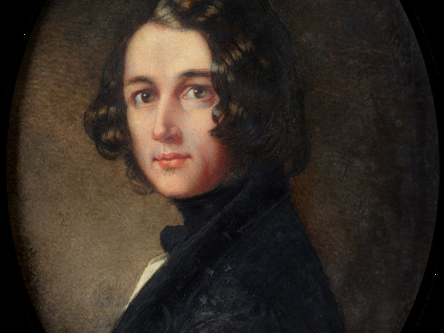 O escritor no museu: Charles Dickens