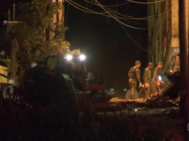 Bombeiros retiram outro corpo de escombros na Muzema; vai a 6 o número de mortos
