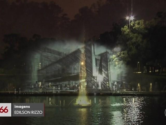 Fonte do Parque do Ibirapuera terá apresentações especiais em homenagem ao aniversário de SP
