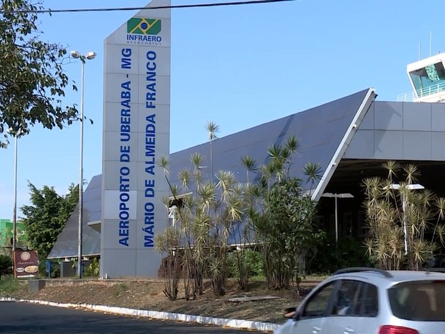 Com investimento de R$ 9 milhões, reformas do aeroporto de Uberaba são entregues