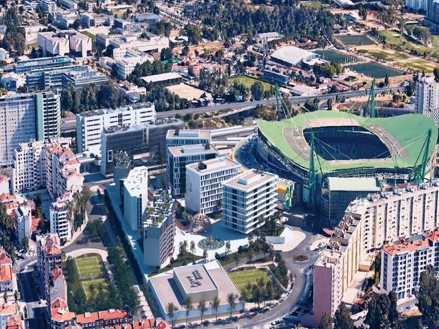 """Norfin investe 200 milhões de euros na construção da nova """"Metropolis"""" de Lisboa"""