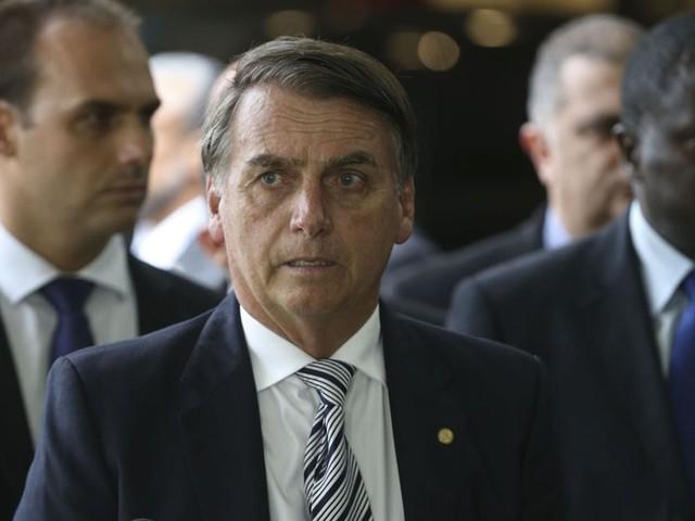 Bolsonaro é incluído na lista dos 100 mais influentes do mundo pela Time