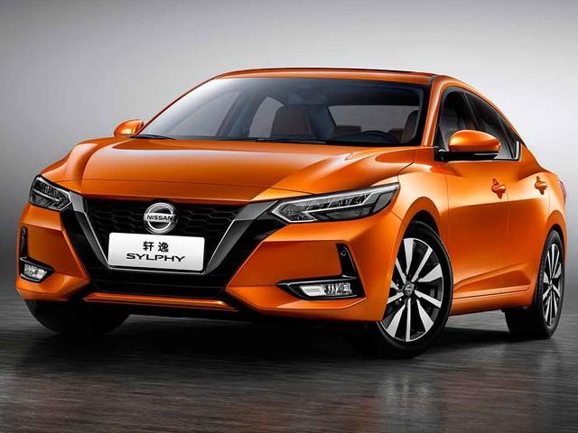 Salão de Xangai: Nova geração do Nissan Sentra é revelada