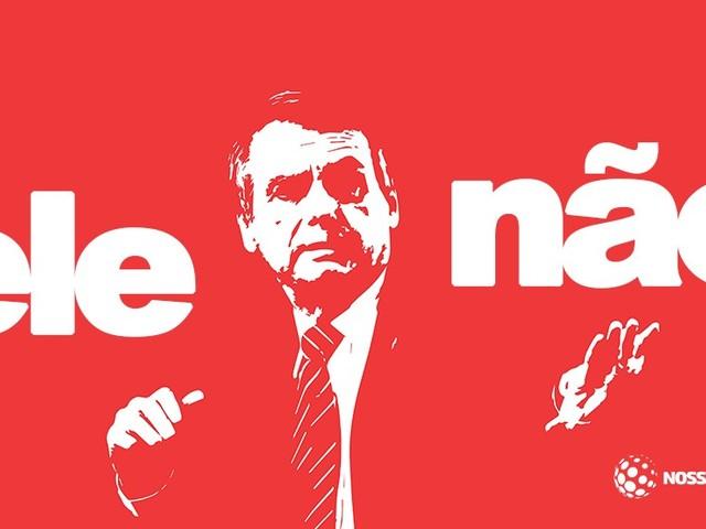 #EleNão: Famosas aderem à campanha contra Bolsonaro