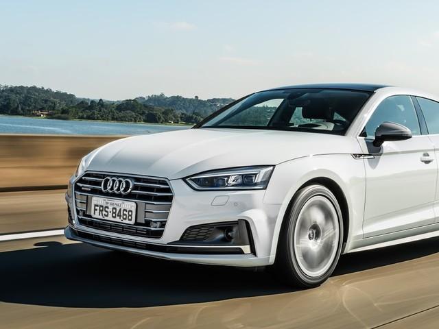 """Audi A5 e BMW Série 5 eleitos """"Carro do Ano"""" 2018"""