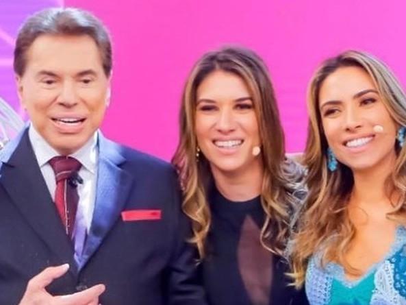 Patrícia Abravanel e Rebeca Abravanel, sucessoras natas de Silvio Santos, têm salários milionários divulgados