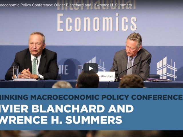 Repensando a Política Macroeconômica