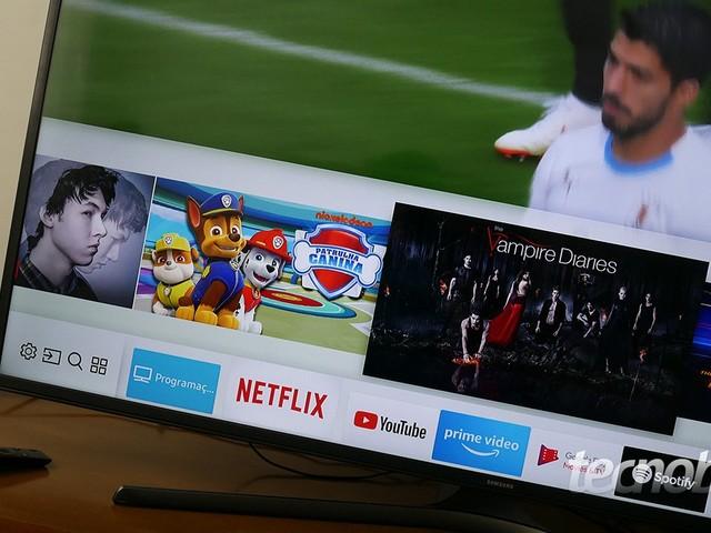 TV Samsung MU6100: a 4K acessível que não decepciona