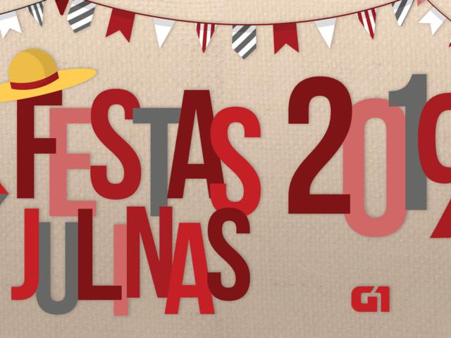 Festas julinas: confira calendário dos arraiais de 2019 no DF