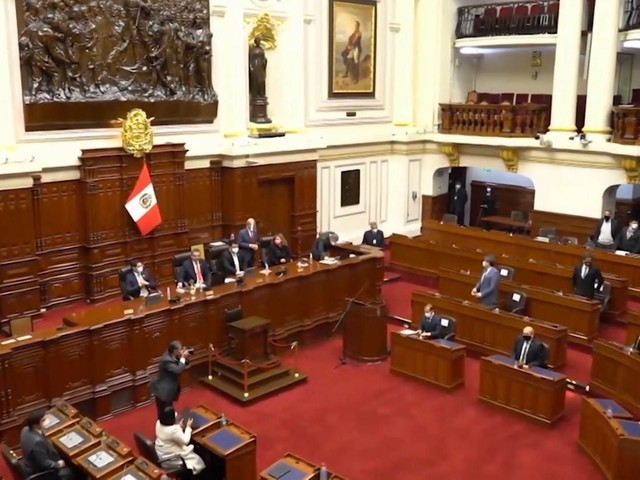 Peru Congress Approves Partial Withdrawal From State-run Pension System