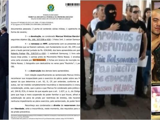 Ministério Público investiga relação de Bolsonaro com neonazistas brasileiros