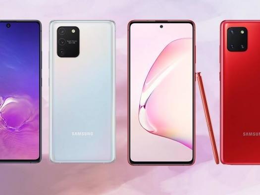 Vazamento revela supostos preços de venda do Galaxy S10 Lite e do Note 10 Lite