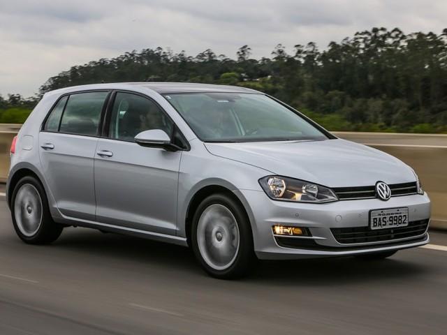 VW Golf, Up!, Jetta e Amarok com taxa zero em setembro