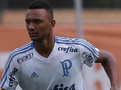Palmeiras encaminha venda de jovem Luan Cândido por R$ 35 milhões