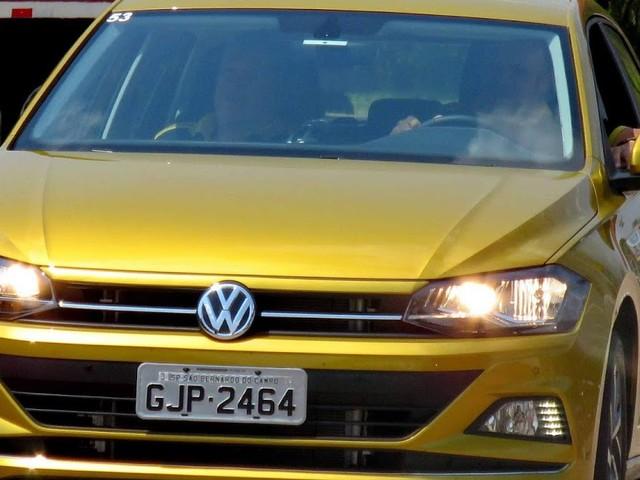 Novo Polo e Up!: carros com menor custo de reparo - Brasil