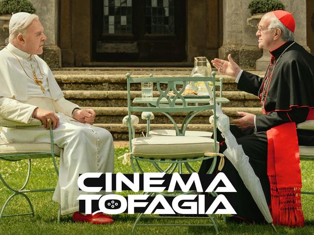 """Crítica: """"Dois Papas"""" aparenta ter sido pensado na hora que ligaram as câmeras"""