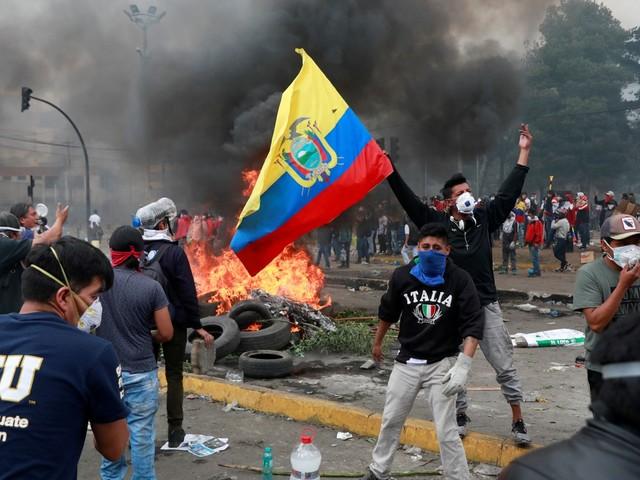 Justiça do Equador decreta prisão de governadora oposicionista após protestos no país