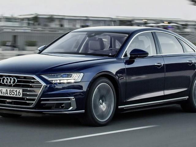 Audi planeja A8 Horch para enfrentar o Mercedes Maybach