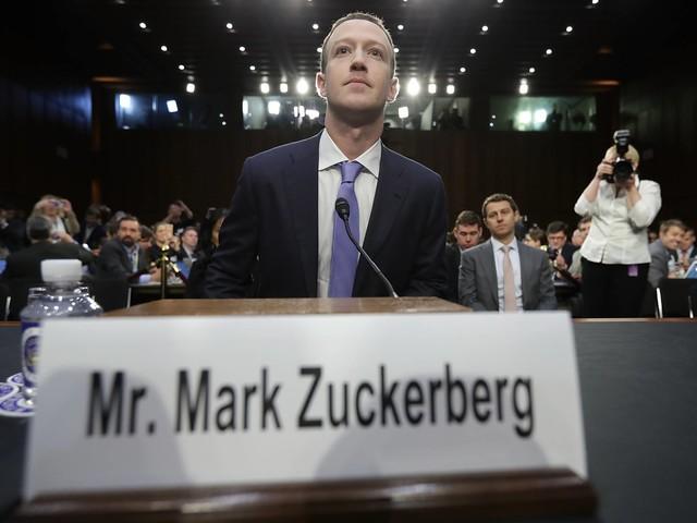 Facebook dobra gastos com segurança de Mark Zuckerberg
