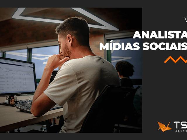VAGA: Analista de Mídias Sociais Jr.
