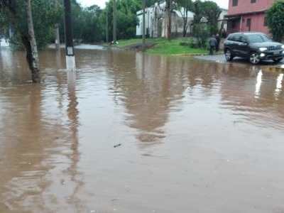 780 estão desabrigados | Novo ciclone faz com que mais de 3 mil pessoas deixem suas casas no Rio Grande do Sul