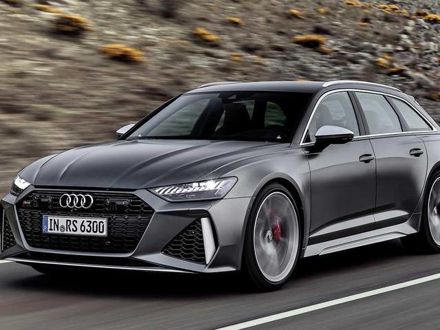 Nova geração | Audi RS 6 vem de cara nova, motor de 600 cv e sistema híbrido