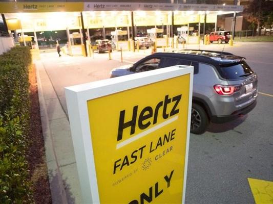 Hertz é a locadora mais bem avaliada da América do Norte