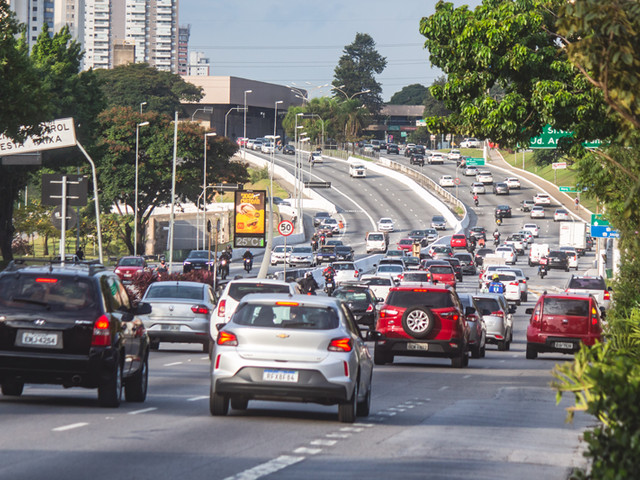 São Paulo resumes vehicle rotation on Monday under the program of traffic restriction
