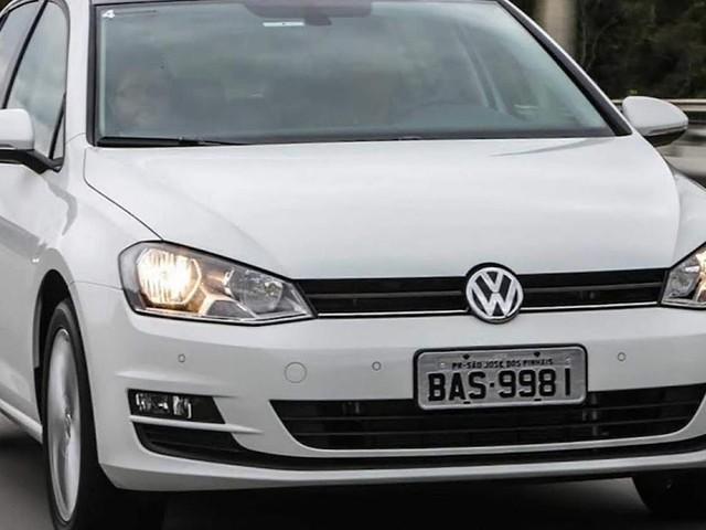 VW Brasil: não há plano de interromper produção do Golf