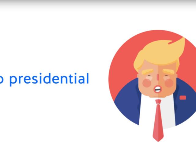 'Let's make navigation great again': Trump 'empresta' voz a app portuguesa